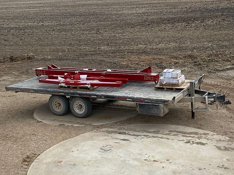 I-Lift Portable Gantry Crane