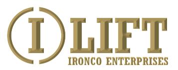 Logo - IRONCO I-Lift Cranes and Lifting Devices